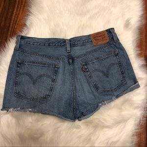 Cut Off Button Fly Levi's